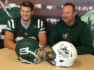 Committing to the UofS Huskies an honour says commit