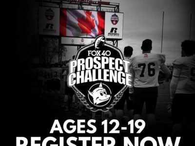 Fox 40 Prospect Challenge (FPC) tryout announcement: OTTAWA Saturday