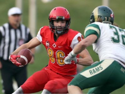 U Sports top 10 (9): Dinos top the list