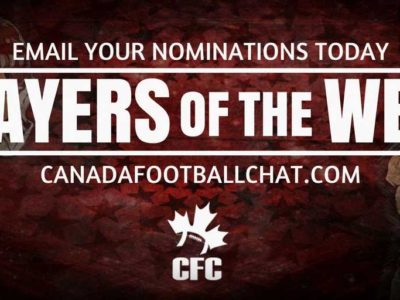 CFC50 High School Players of the Week (5): Scheibler, Rondeau, and Belkosky honoured