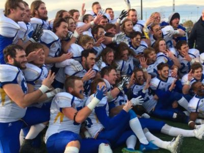 CJFL: Saskatoon Hilltops win 4 in a row