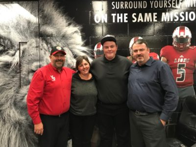 York Lions add size to offensive line with Simcoe County commit