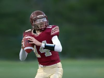 FPC Profile: QB Reid looking to compete against the province's best