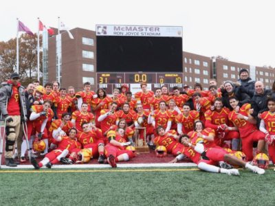 Nelson Lords earn 2017 HSSAA Tier 1 Championship