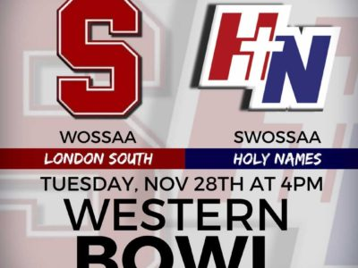 OFSAA Festival 2017 game PREVIEW: Top ten showdown on tap in the Western Bowl between the South Lions and Holy Names
