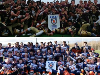 High school roundup PLAYOFFS (NS) [11]: CFC50 Citadel Phoenix and CEC Cougars win NSSAFFL Championships