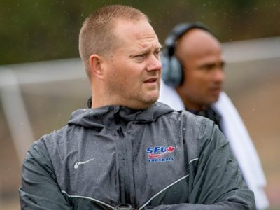 SFU begins search for new head coach