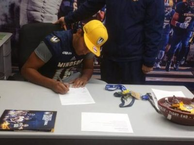 Windsor Lancers welcome commit with open arms
