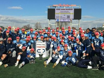 OFSAA game VIDEO (Independent Bowl): CFC10 St. Michael's vs. CFC50 Cardinal Newman