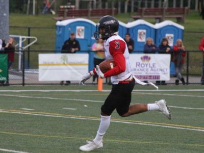 CFC100 Arthur Hamlin scores his first DI offer