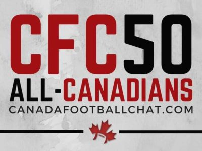 #CFC50 GOTW (ON) RECAP [3]: Blessed Trinity pulls a fast one on Denis Morris; Bottom of the list falters with some big changeups