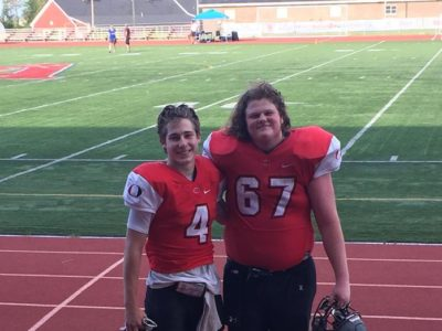 CFC100 commit and his best friend join Guelph Gryphons