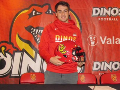 Calgary Dinos commit ready for team's competitive nature