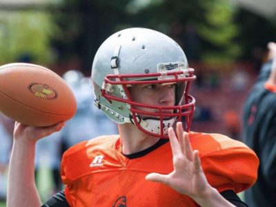 FPC Profile: QB Hunt is working to crack CFC100 list