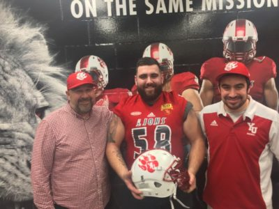 York Lions academic assistance seals deal for commit