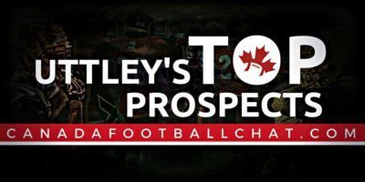 UTTLEY'S Top Prospects: CFC200 Class 2020 Receivers Part 1