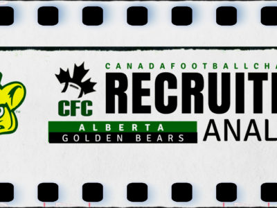 U Sports Recruiting Analysis 2018 (CanWest): Alberta restock their potent rushing attack