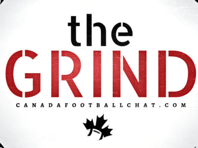 the GRIND: CFC100 overload heading into August