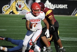 """""""My brother was ranked as one of the best players in Canada, it's time for me to be up there…"""" says McKoy"""