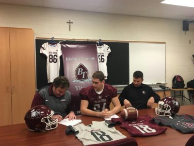 One conversation changed life of McMaster commit