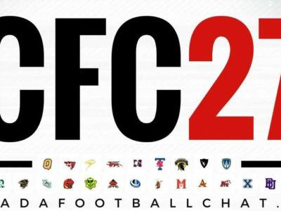 CFC27 U Sports team recruiting class RANKINGS