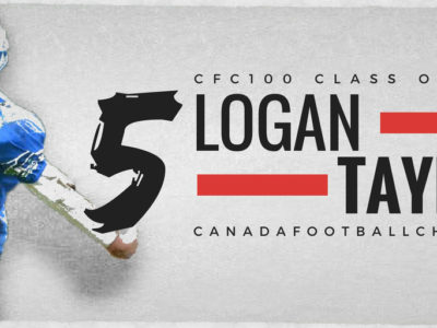 """CFC100 DT Logan Taylor """"I really like the contact"""""""