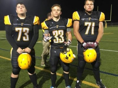 CFC100 2020: OL Bradly Peters finds a new intensity