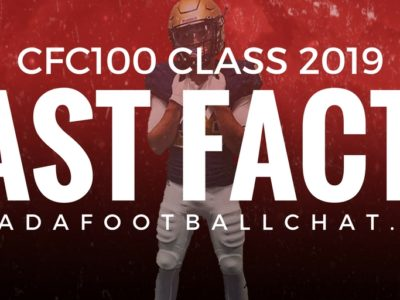 CFC100 Class 2019 Fast Facts