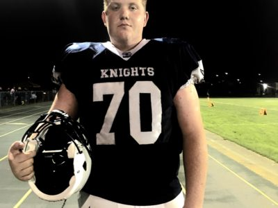 FPC Profile: OL Weber has his sights set on MVP
