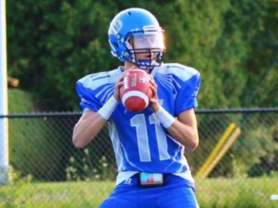 CFC100 QB Veilleux earns first SEC offer