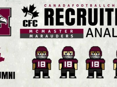 U Sports Recruiting Analysis (OUA): McMaster keeps trio of stars at home