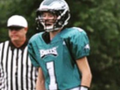 A shared passion between Father and son for QB Nick Boschetti
