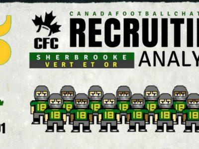 U Sports Recruiting Analysis (RSEQ): Sherbrooke add pair of CFC60