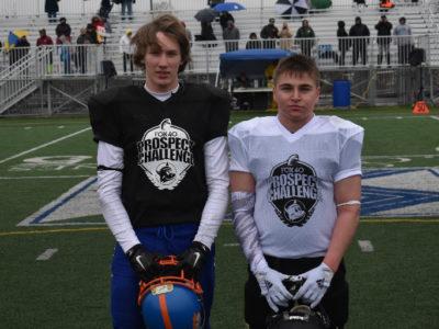 FPC18 Sophomore MVPs (Kiwanis): Rainy day leads to big plays on defence
