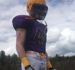 """LB Clayton Mrazek; """"I'd rather be the hammer, not the nail"""""""