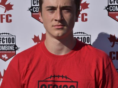 CFC100 ATH Cade Cote adds first NCAA offer