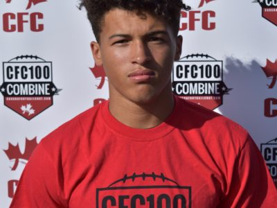 CFC100 Keelan White snags first two offers
