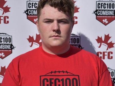 CFC100 Matthew Ounsted sees interest ramp up with continued success