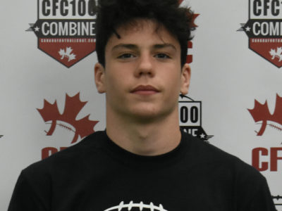 CFC100 Combine Update: Dylan Simpson ready to take high school by storm