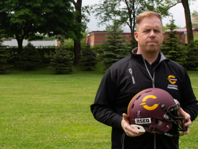Collinson named Concordia Stinger head coach