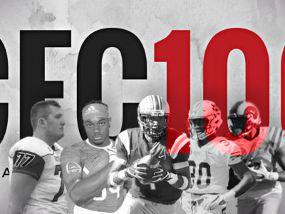 CFC100 Class 2019 3rd Edition RANKINGS