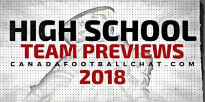 2018 Team preview (ON): After two straight Central Bowl defeats, CFC50 Jacob Hespeler Hawks hope third time's the charm