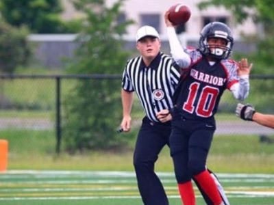 QB Ishkaran Dhaliwal relishes having all the pressure