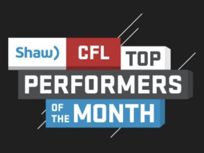 SHAW CFL top performers (July): Harris, Williams, and Sinopoli named
