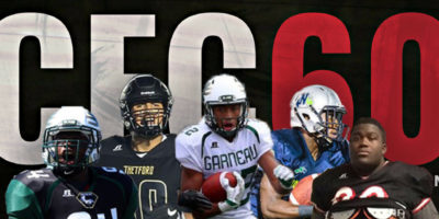 CFC60 August Edition RANKINGS: 3 newcomers ranked