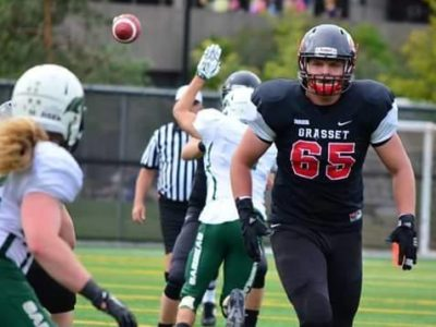 CFC60 Patrick Lavoie on the board with first DI offer