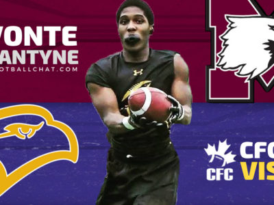 CFC100 Q&A: Devonte Ballantyne ready to own London in his senior year