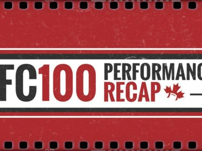 CFC100 Performance RECAP (QC) [11]: Boucetta and Dugas turning into young stars