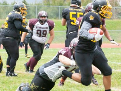 Dalhousie Tigers defeat Holland Hurricanes