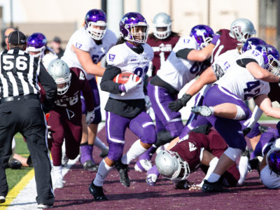 U Sports top 10 (8): No. 1 Western dominates No. 5 Ottawa, clinches first place in OUA